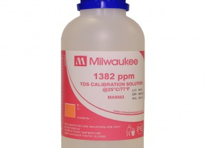1382 ppm TDS Calibration Solution, 230 мл Milwaukee